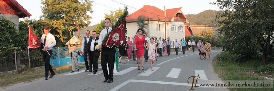 Rus Sălaj-Nunta traditionala-FOTO