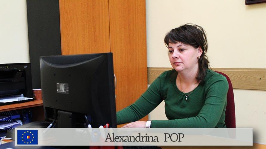 Alexandrina POP
