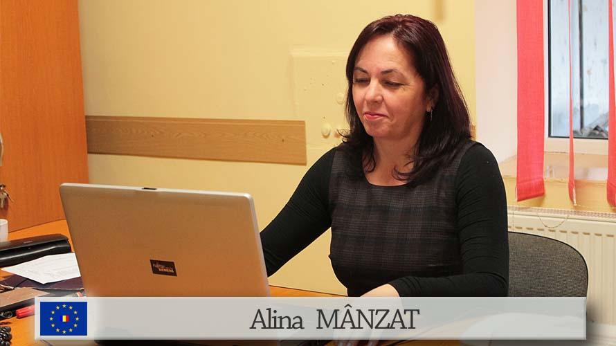 Alina MANZAT