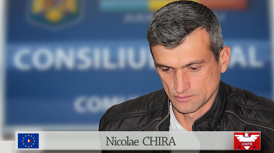 CHIRA  Nicolae